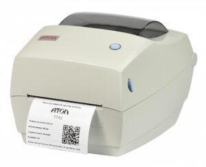 Термотрансферный принтер печати этикеток Атол ТТ42