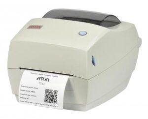 Термотрансферный принтер печати этикеток Атол ТТ41