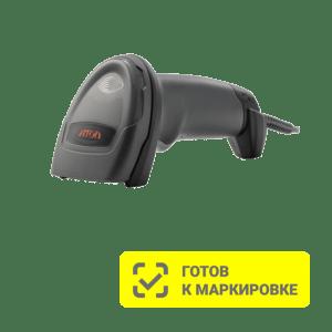 Сканер штрих-кода 2D Атол 2108 Plus ЕГАИС, Честный знак