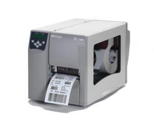 Термотрансферный принтер этикеток Zebra S4M PS (203dpi)