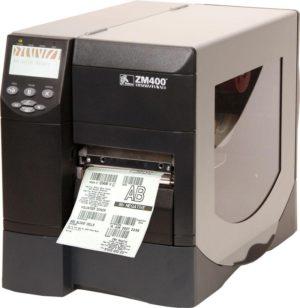 Термотрансферный принтер этикеток Zebra ZM400 (203 dpi)