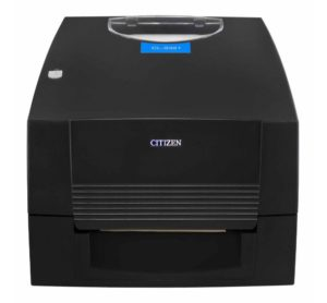 Термотрансферный принтер печати этикеток CITIZEN CL-S321