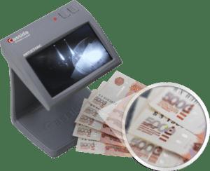 "Детектор валют Cassida Primero и Cassida Primero Laser ""Антистокс"""