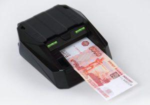 Автоматический детектор валют MONIRON DEC POS