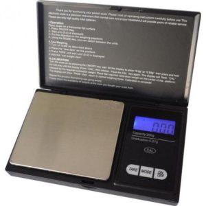 Весы портативные карманные электронные